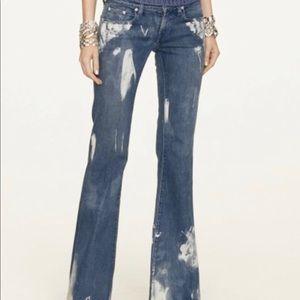 Ralph Lauren Black Label  Blue 106 Flared Jeans